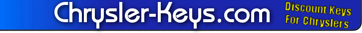 Chrysler Keys Locksmith Service